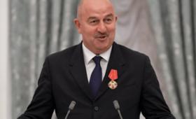 Черчесов награждён орденом «Слава Осетии»