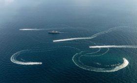 Украина снова пошлет корабли к Азову — Турчинов