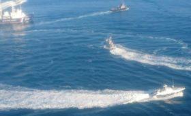 РФ отвергла обвинения по действиям в Черном море