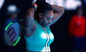 Серену Уильямс сочли сильнее лучшего теннисиста мира