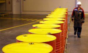 Цена барреля нефти Brent поднялась выше $60