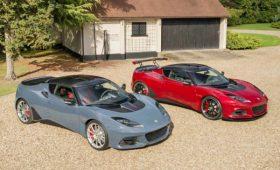 Автомобили Lotus будут собирать в Китае