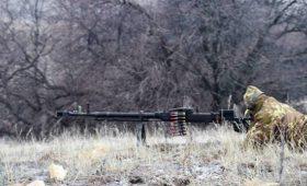 На Донбассе боевики трижды нарушили режим прекращения огня
