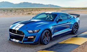 Mustang Shelby GT500 – самый мощный серийный Ford в истории