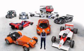 Создатель McLaren F1 Гордон Мюррей получил королевский орден