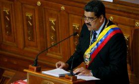 Мадуро приказал продавать за рубеж 15% нефти Венесуэлы за криптовалюту
