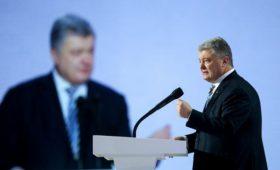 Порошенко: С Россией нужен «холодный мир»