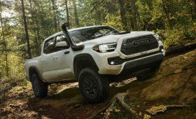 Пикап Toyota Tacoma-2020: без нового «автомата», но комплектации стали богаче