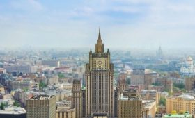 В МИД РФ оценили «план Сайдика» по Донбассу