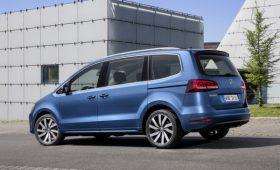 Между Touran и Sharan: у Volkswagen будет новый минивэн