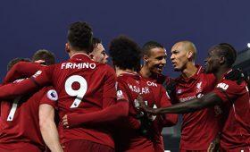 «Ливерпуль» отчитался орекордной прибыли поитогам прошлого сезона