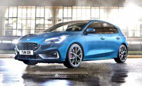 Новый Ford Focus ST не хочет сравнения с конкурентами