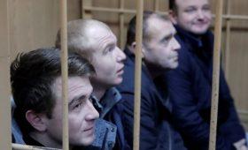 ЕСПЧ отклонил запрос Киева по морякам — Минюст РФ