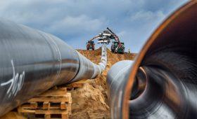 В ЕС одобрили влияющую на «Северный поток-2» Газовую директиву