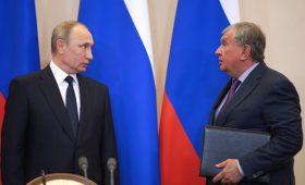 Сечин написал Путину о рисках сделки с ОПЕК