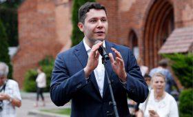Калининградский губернатор попал в «Клуб молодых мировых лидеров» ВЭФ