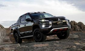 Экстремальный L200 Absolute: Mitsubishi хочет потягаться с Ford Ranger Raptor, но пока сомневается