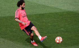 СМИ: Зидан потребовал уруководство «Реала» сохранить вкоманде Марсело