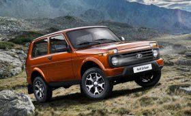 Самые продаваемые SUV России: второе место Lada 4×4 и падение моделей Renault