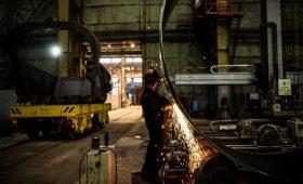 Росстат сообщил об ускорении промышленности до максимума с 2017 года