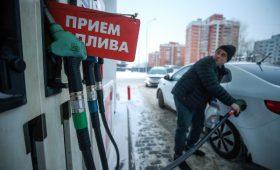 Росстат отчитался о росте цен на бензин в рознице на 10% за год
