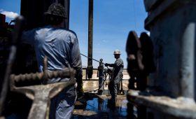 Нефть марки Brent упала за день более чем на 3%