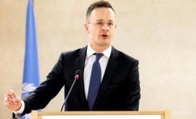 Будапешт выразил протест Киеву из-за «еще одной провокации»
