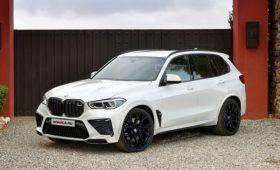 Новый BMW X5 M F95 2020