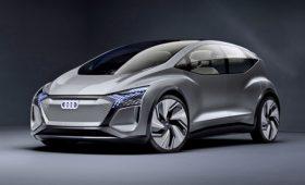 Audi показала хэчтбек будущего, в которое никто не верит