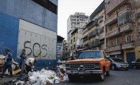 Коллапс Венесуэлы обошел по глубине спад при развале СССР