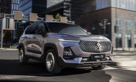 Новый кросс совместного бренда GM и SAIC: «премиум» за 930 000 рублей