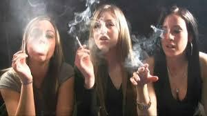 Молодые курильщики стареют на 20 лет быстрее