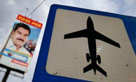 США пригрозили санкциями продающим Венесуэле авиатопливо компаниям