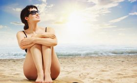 Рецепты солнцезащитных кремов, найденные в интернете, грозят ожогами кожи