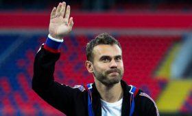 Акинфеев заявил, чтосбросил 3кгпосле матча сосборной Испании наЧМ-2018