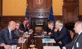 У Зеленского обсудили с США газ и энергетику