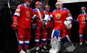Хоккеисты сборной России прошли курс подготовки пилотов истребителей