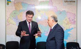 В Украину едет глава ОБСЕ