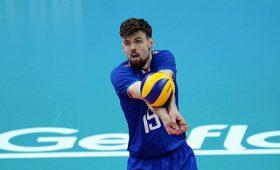 Волейболист сборной России Клюка признан лучшим игроком первой недели Лиги наций