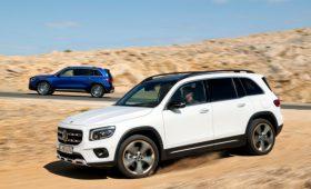 Серийный Mercedes-Benz GLB: 7 мест, кузов-аквариум и мексиканская сборка