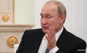 Путин созвал Совбез после разговора с Зеленским