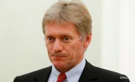 Переговоры по обмену украинских моряков не ведутся — Песков