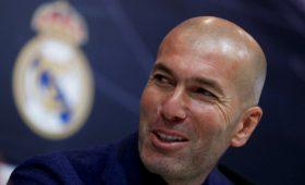 Зидан оценил подготовку «Реала» кновому сезону