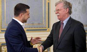 Зеленский встретился с советником Трампа