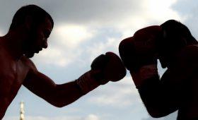 Устроивших драку вотеле боксеров наказали
