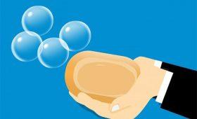 Антисептик для рук дает ложное чувство защиты от вирусов