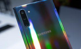 Samsung выпустит смартфон со встроенным криптовалютным кошельком