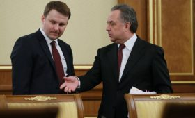 Минэкономразвития ответило на критику Мутко в адрес Орешкина