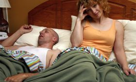 Недосыпание разрушает сексуальную жизнь