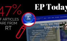 Новостной ресурс Европарламента оказался российской пропагандой